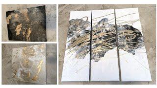 DIY Wall Art || 💕Acrylic Painting || Easy & Inexpensive 💕