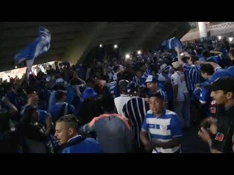 """""""La hinchada mas grande de mendoza"""" Barra: La Banda del Expreso • Club: Godoy Cruz"""