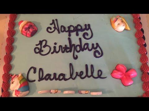 Clarabelle's 5th Birthday and Cheer Jamboree!