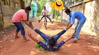 You Must Be Laugh | New Top Funny Comedy Video | Special Fun
