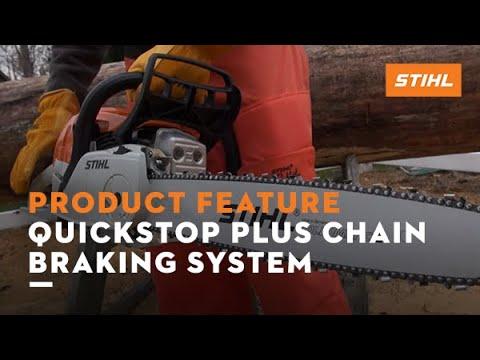 Stihl MSE 210 C-B in Philipsburg, Montana - Video 1