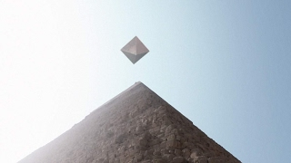 НЛО над пирамидами! НЛО 2017
