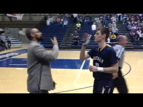 Coach Has Different Handshake For Each Player
