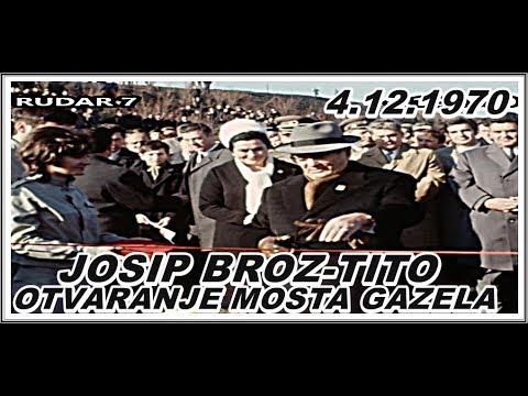 49 godina auto-puta kroz Beograd i Terazijskog tunela