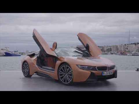 2018 Bmw I8 Roadster All The Details Bmwblog Video Youtube
