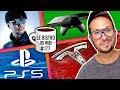 PS5 et Xbox Scarlett sur la bonne voie, Kojima invente un nouveau genre ...