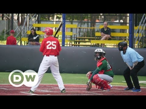 Russians like America after all – baseball, at least | DW English