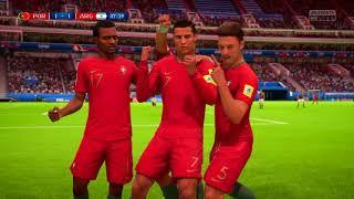 「FIFAワールドカップモード」ゲーム映像-GAMEWatch