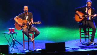 Acoustic Daughtry - Tennessee Line @ The Paramount, NY 12/3/16