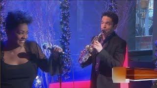 """Anita Baker & Dave Koz """"Frosty's Rag (Frosty the Snowman)"""" 2006 Live 1080p"""
