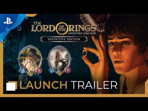 Trailer de The Lord of the Rings: Adventure Card Game - Definitive Edition