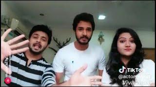Roja Serial - Arjun And Roja Serial Team Cute And Funny Dubsmash