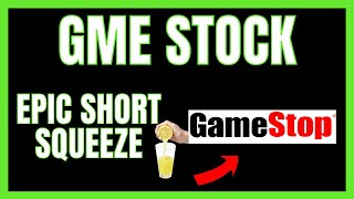 GME STOCK (GAMESTOP) EPIC SHORT SQUEEZE | $GME Price Prediction + Technical Analysis