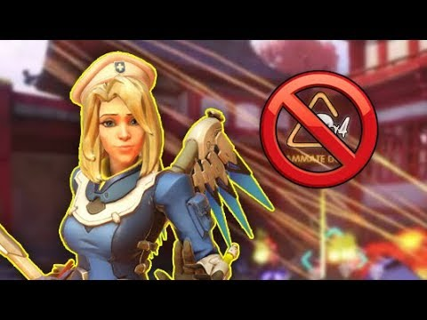 Overwatch - New Mercy Main btw