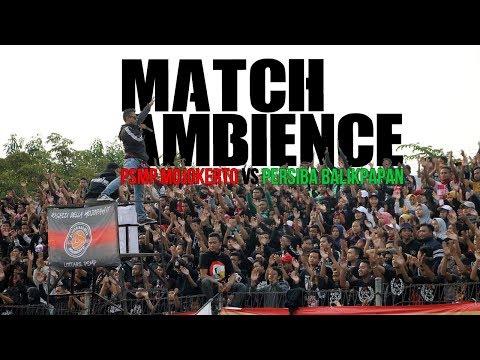 Match Ambience PSMP Mojokerto vs Persiba Balikpapan (10/7)