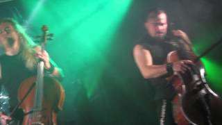 Apocalyptica - House of Chains with Franky Perez