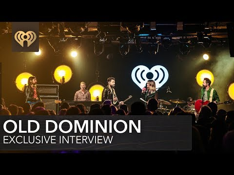 """Old Dominion Talk About Their Single """"One Man Band"""" + More!"""