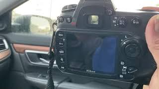 Nikon d300s quick tutorial