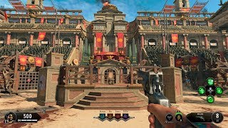 Call of Duty Black OPS 4 | Zombies Gameplay | Gladiators Map