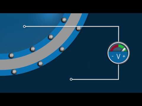 Потенциометрический принцип измерения рН