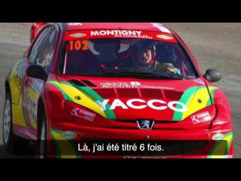 Rallycross 2017 - Les 25 ans de Marc Morize avec Yacco...