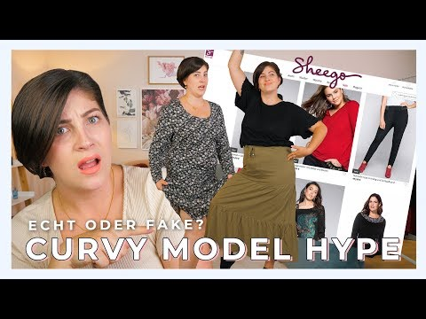 ALLES NUR CURVY MODEL HYPE? | SHEEGO | Curvy Mode Test in Größe 40 / 42
