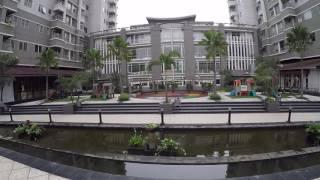 Apartemen Sudirman Park - Jakarta - Pool Walkaround -  Gopro 4 + Feiyutech G4s