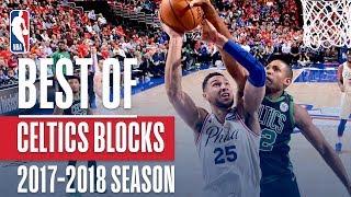 Boston Celtics's Best Blocks of this NBA Season! - Video Youtube