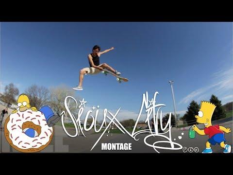 Sioux City SkatePark Montage