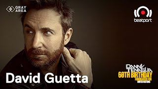 David Guetta - Live @ Danny Tenaglia 60th Birthday 2021
