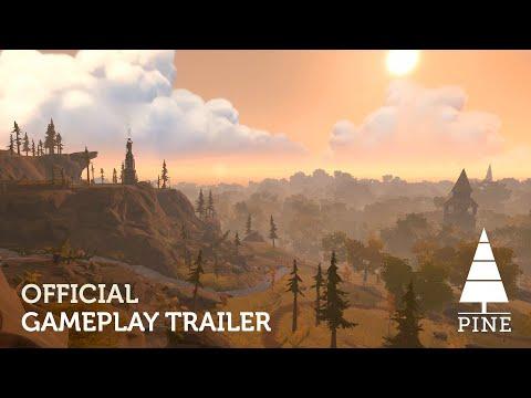 Trailer de Pine