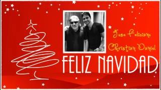 José Feliciano & Christian Daniel - Feliz Navidad (New Version) 2012