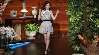 The Lovely Lily Collins First Appearance