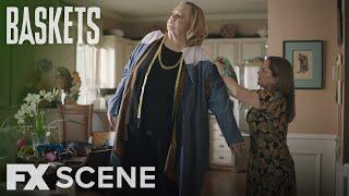 Baskets | Season 3 Ep. 1: Making Christine's Dress Scene | FX