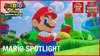 Mario + Rabbids Kingdom Battle, first 3D Mario to hit the Switch!