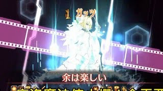 【FGO】Make Up! #花嫁ネロ〔月之衛士 III 〕~深海電脳楽土 SE.RA.PH~