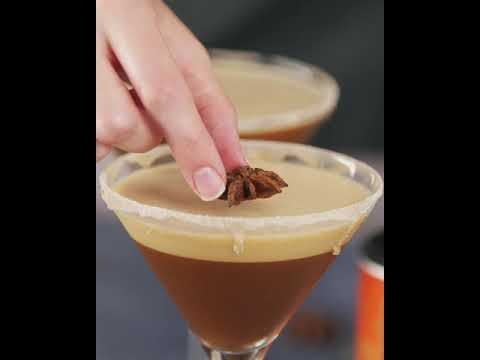 Dirty Chai Martini Recipe