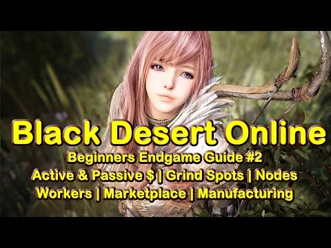Download Best Grinding Spots Mediah Black Desert Online Video 3GP
