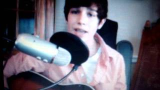 Austin Mahone singing So Sick by Neyo on Ustream