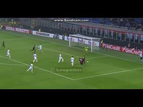 AC MILAN - AEK ATHENS F.C 0-0 | (Στιγμιότυπα του Αγώνα)