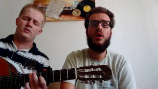 Felipe Martini e Didon - The sun is burning (cover)