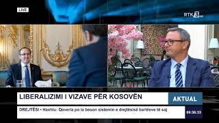 Aktual- Ndikimi i samitit virtual të Parisit në dialogun Kosovë-Serbi 10.07.2020