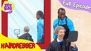 Lets Play: Hairdresser | FULL EPISODE | ZeeKay Junior