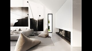 Best 25+ Monochrome Modern Interior Design Ideas