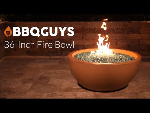 BBQGuys 36 Inch Fire Bowl – Cafe Blanco