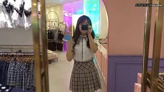 变身韩国高中生,穿上女团制服Follow