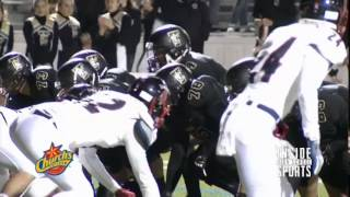 Week 11 - Frisco Centennial Titans vs. The Colony Cougars - 2014