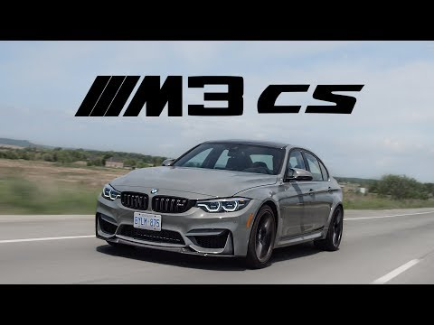2018 BMW M3 CS Review – The Best M3
