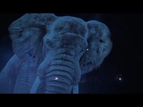 Fantastični hologramski cirkus bez životinja