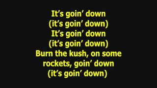 Ace Hood feat. Meek Mill - Goin Down Lyrics (Full Song)